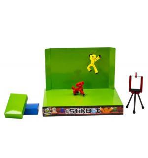 Игровой набор  Студия со сценой и питомцем Stikbot
