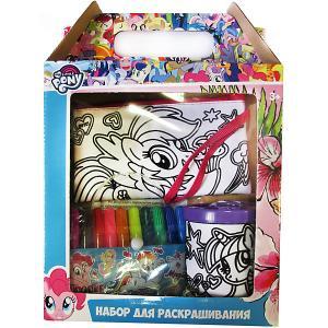 Набор для росписи сумки Centrum «My Little Pony». Цвет: разноцветный
