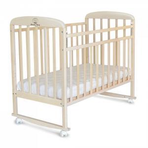 Детская кроватка  Милана колесо качалка СКВ Компани
