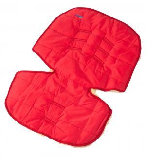 Коврик для коляски  Baby Eccellente, цвет: rosso Ramili