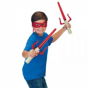 Боевое оружие Рафаэля Кинжалы-сай Playmates TMNT