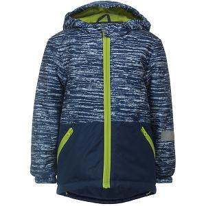 Куртка Чип JICCO BY OLDOS для мальчика. Цвет: синий
