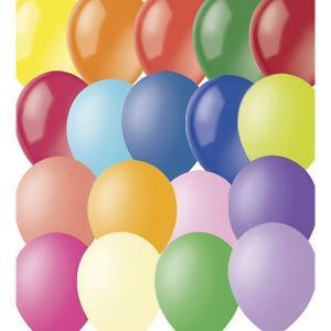 Воздушные шары 9/23 см, серии Пастель и Декоратор, 100 шт Latex Occidental