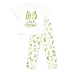 Пижама футболка/брюки Веселый малыш