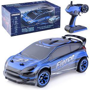 Радиоуправляемая гоночная машина  1:18 Zhorya. Цвет: синий