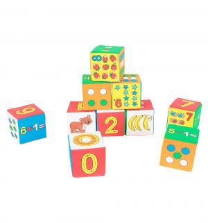 Кубики  Умная математика Мякиши