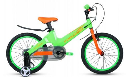Велосипед двухколесный  Cosmo 16 2.0 2021 Forward