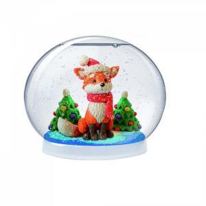 Набор для творчества Волшебный шар Зимний лес Magic Moments
