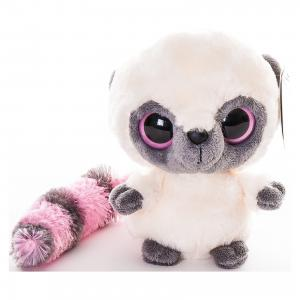Мягкая игрушка Юху розовый, 12см, и друзья, AURORA