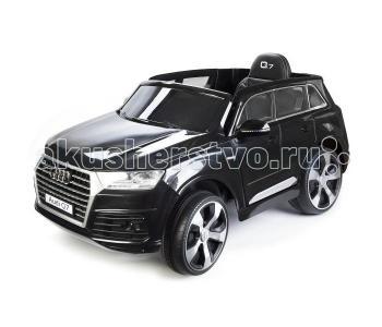 Электромобиль  Джип Audi Q7 Bugati