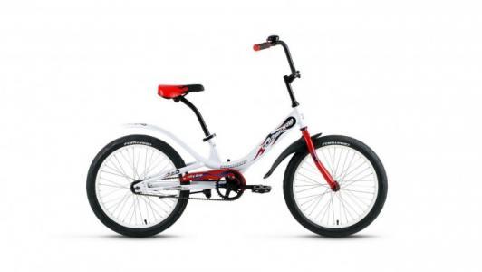 Велосипед двухколесный  Scorpions 20 1.0 10.5 2020 Forward