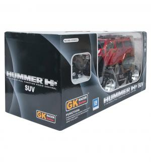 Машинка на радиоуправлении  Hummer, красный 1 : 12 GK Racer Series