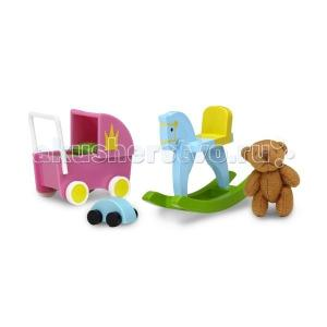 Смоланд Игрушки для детской комнаты Lundby