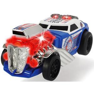 Машинка  Демон скорости, моторизированная, 25 см Dickie Toys. Цвет: синий