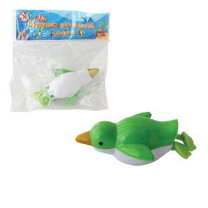 Игрушка для ванной  Пингвин, 7 см Тилибом