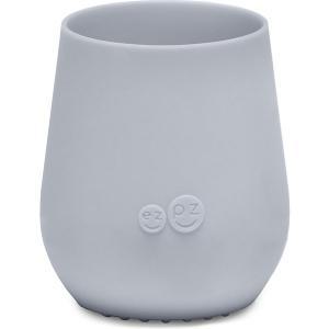 Силиконовая кружка  Tiny Cup светло-серая Ezpz