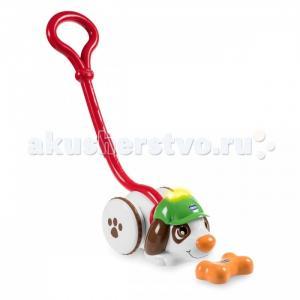 Каталка-игрушка  Собака Шерлок Chicco