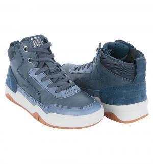 Ботинки  Perth boy, цвет: синий Geox