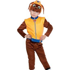 Карнавальный костюм  Щенячий патруль. Зума Карнавалофф. Цвет: разноцветный