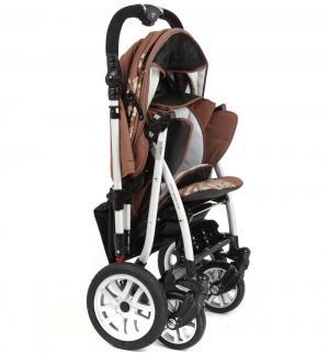 Прогулочная коляска  S-803WF Сибирь, цвет: коричневый Capella. Цвет: коричневый