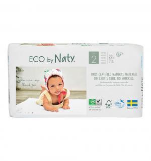 Подгузники  Детские (3-6 кг) 33 шт. Naty