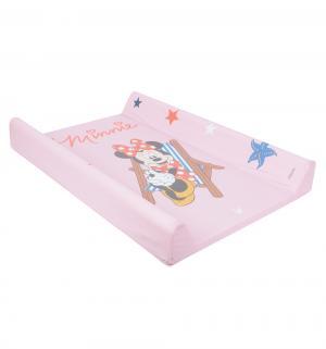 Доска для пеленания  Disney Minnie, цвет: розовый Keeeper