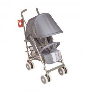 Коляска-трость  Cindy, цвет: light grey Happy Baby