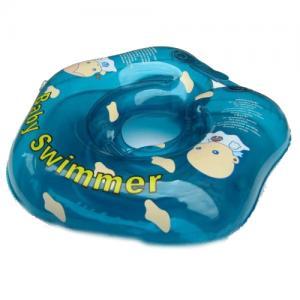 Круг на шею , цвет: синий Baby Swimmer