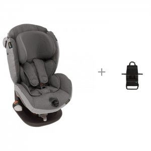Автокресло  iZi Comfort X3 и Органайзер для автомобиля Munchkin BeSafe