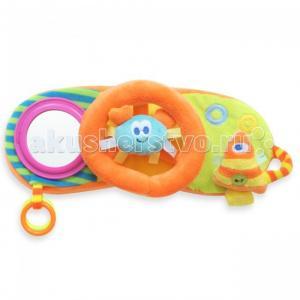 Развивающая игрушка  Руль с пищащими элементами 13629 MAPA baby