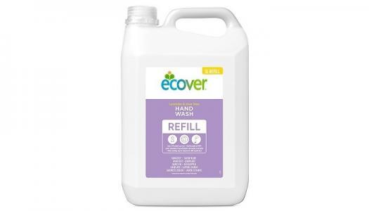 Экологическое жидкое мыло для мытья рук Лаванда 5 л Ecover