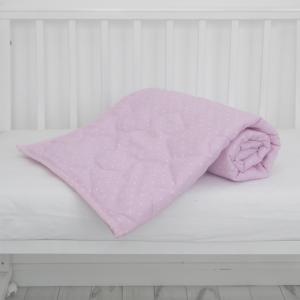 Одеяло  стеганое Горох 105 х 140 300 гр. Baby Nice (ОТК)