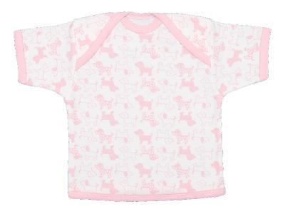 Джемпер  Розовые собачки Чудесные одежки