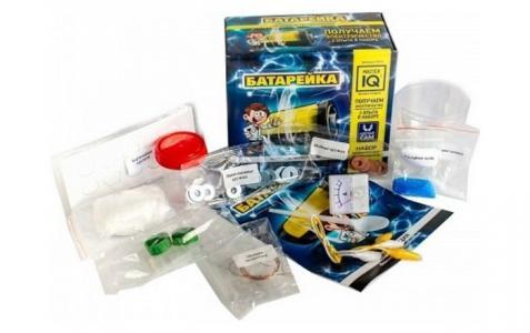 Набор для экспериментов Батарейка Каррас
