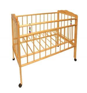 Кровать  Женечка-1, цвет: светлый ИП Смирнов