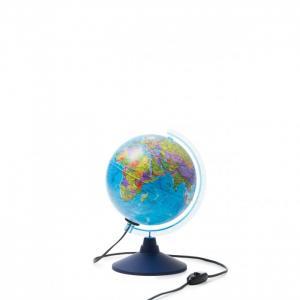 Глобус Земли интерактивный политический с подсветкой и очками VR 210 мм Globen