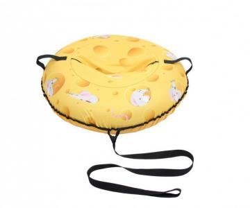 Тюбинг  Санки-ватрушка Мышиное счастье 80 см Bradex