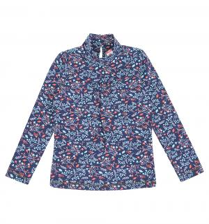 Водолазка , цвет: синий Cherubino
