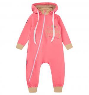 Комбинезон , цвет: розовый Newborn