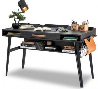 Письменный стол Dark Metall Cilek
