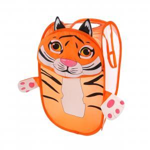 Корзина для хранения  Тигр Наша Игрушка