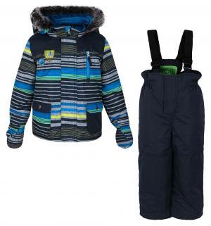 Комплект куртка/полукомбинезон , цвет: синий Peluche&Tartine