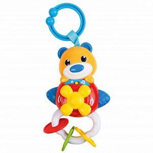 Музыкальная подвеска  Медвежонок Clementoni. Цвет: разноцветный