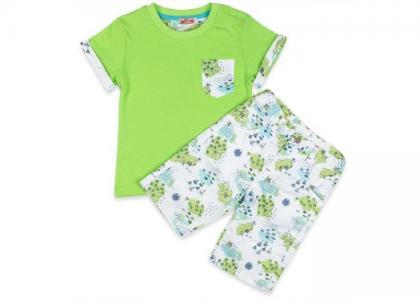 Комплект для мальчика (футболка, шорты) 71Z1SHF77 Zeyland
