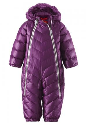 Комбинезон  утепленный Unetus, цвет: фиолетовый Reima