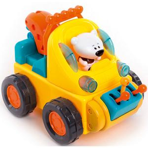 Транспортный набор  Ми-ми-мишки Тучка Тягач Gulliver