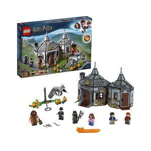 Конструктор  Harry Potter 75947: Хижина Хагрида: спасение Клювокрыла LEGO