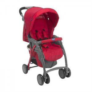Прогулочная коляска  SimpliCity Plus Top, цвет: red Chicco