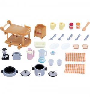 Игровой набор  Кухонная посуда Sylvanian Families