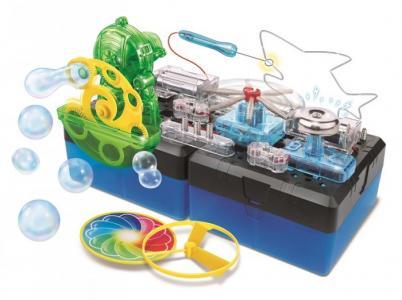 Набор научный Connex: 14 научных экспериментов. Электронный конструктор 38914 Amazing